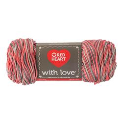 Red Heart With Love Delightful
