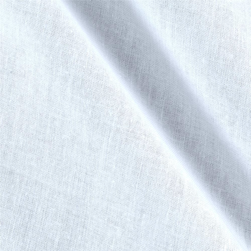 60'' 100% Cotton Sheeting White Fabric