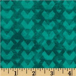 Diamond Turquoise Fabric