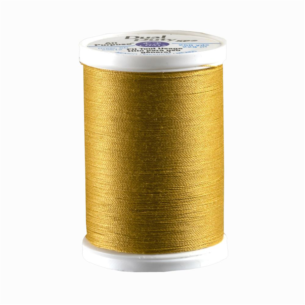 Coats & Clark Dual Duty XP 250yd Temple Gold