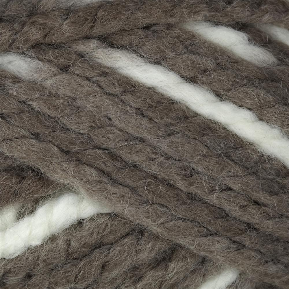 Lion Brand Wool Ease Thick & Quick Prints Yarn Seagull