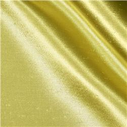 Shantung Sateen Yellow