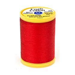 Coats & Clark General Purpose Cotton 225 yd. Red