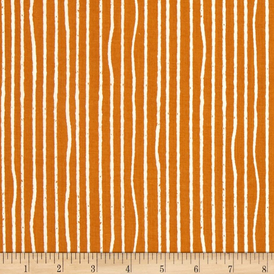 Birch Organic Farm Fresh Yarn Stripe Orange