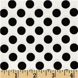 Michael Miller Ta Dot Dalmatian Fabric