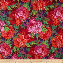 Kaffe Fassett Collective Luscious Magenta Fabric
