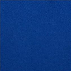 Stain Repellant Twill Royal