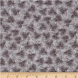 Kanvas North by Northwest Mini Pine Grey Fabric