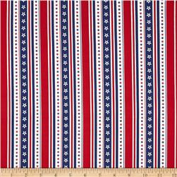 Let's Celebrate Stars and Stripes Multi