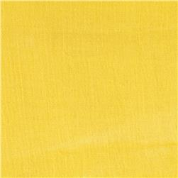 Cotton Gauze Yellow