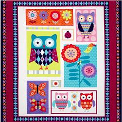 Wings-N-Things 36 In. Panel Multi