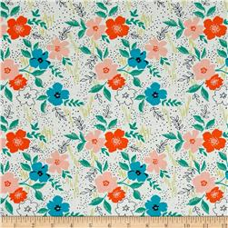Sweet Florals Sweet Floral White