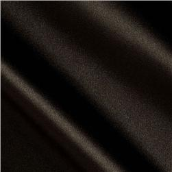 Tahari Stretch Satin Darkest Brown