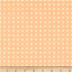 Contempo Owls And Pals Round Grid Mango
