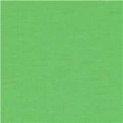 Michael Miller Cotton Couture Broadcloth Pastille Green Fabric
