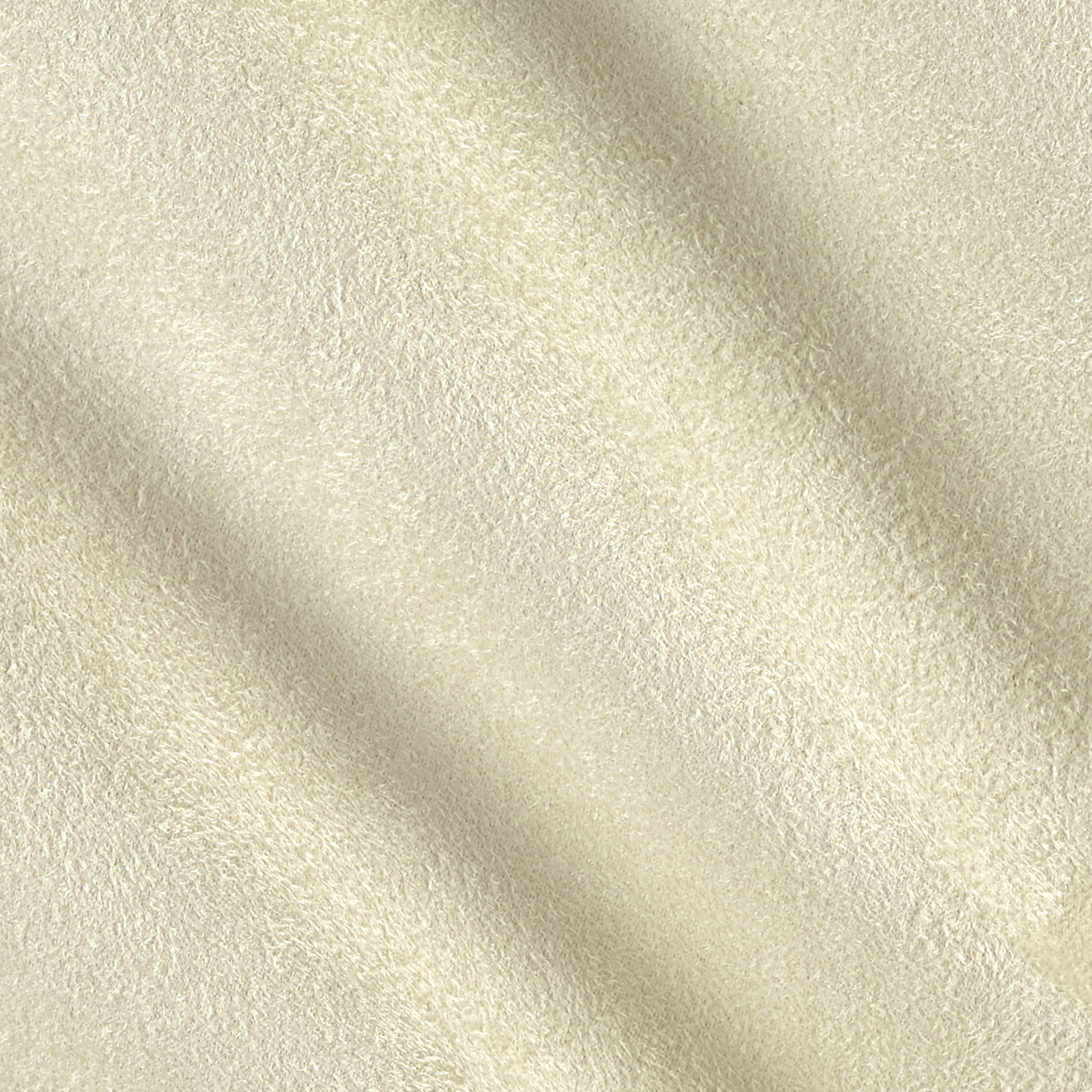 Vintage Suede Ivory Fabric by Ben in USA