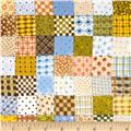 Holly Hobbie Flannel Small Patchwork