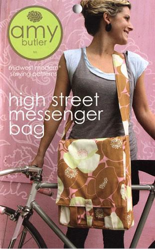 Amy Butler High Street Messenger Bag Pattern