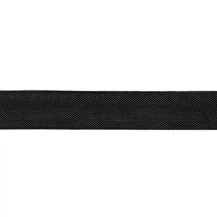 Hug Snug 1/2'' Rayon Seam Binding Black/100 YDS