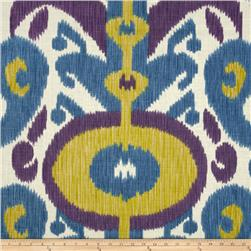 Braemore Big and Bold Ikat Iris