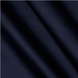 Stretch Satin Navy Fabric