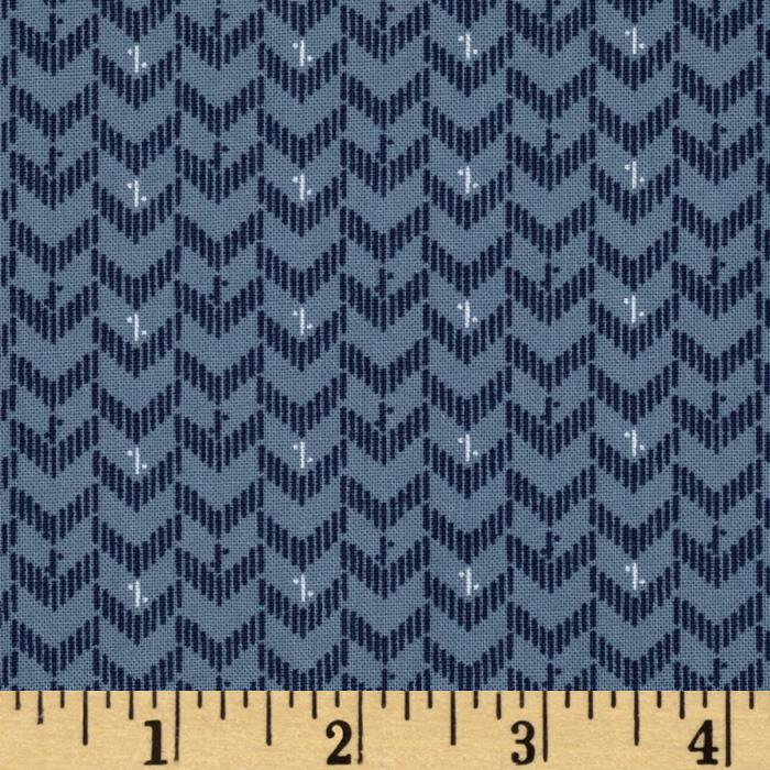 Dear Stella Emerson Chevron Denim
