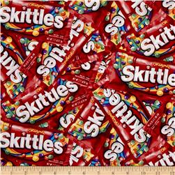 Mars  Skittles Packed Red