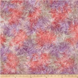 Kaufman Artisan Batiks Patina Handpaints Mottled Crocus