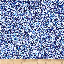 Urban Textures Mini Splatter Blue