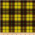 Oilcloth Glen Plaid Yellow