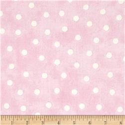 Up and Away Medium Dots Pink