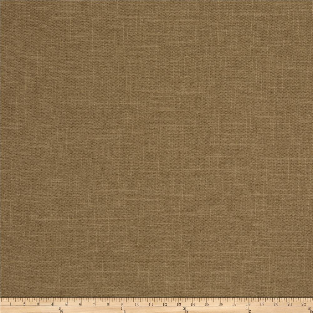 Jaclyn Smith 2636 Linen Blend Hickory