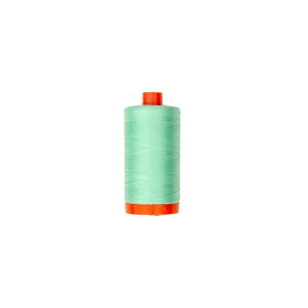 Aurifil Quilting Thread 50wt Medium Mint