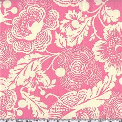 Amy Butler Midwest Modern Fresh Poppies Rose Fabric