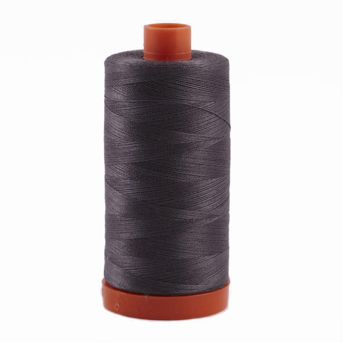 Aurifil Quilting Thread 50wt Pewter