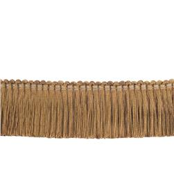 "Trend 2"" 02868 Brush Fringe Rust"