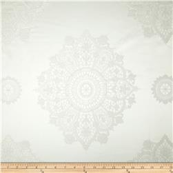 Starlight Lourier Medallion Satin Jacquard Snow White