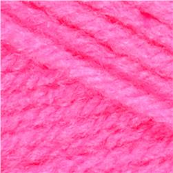 Red Heart Yarn Super Saver Jumbo 722 Pretty 'N Pink