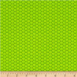 Ibot Hexi Grid Green