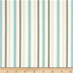 Riley Blake Sasparilla Stripe Teal