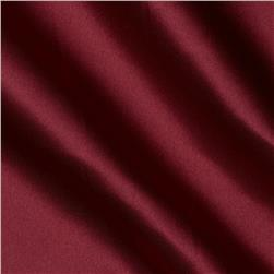 Bridal Satin Cranberry