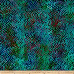 Kaufman Batiks To The Point Diagonal Cabana
