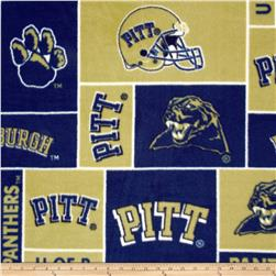 Collegiate Fleece University of Pittsburgh Blue