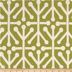 Premier Prints Aruba Felix Green/Natural Fabric