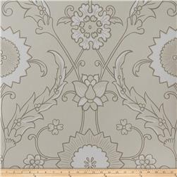 Fabricut 50202w Mathilde Wallpaper Nougat 01 (Double Roll)