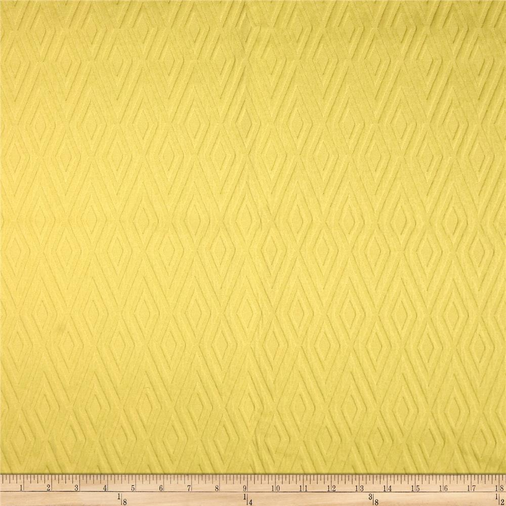 Waverly Fantastical Matelasse Lemon