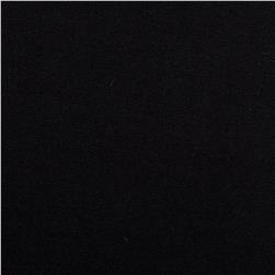 Viscose Twill Black Fabric