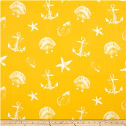 Largo Acrylic Indoor/Outdoor Anchor Yellow