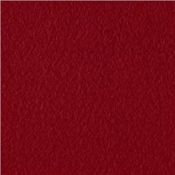 Wintry Fleece Burgundy Fabric