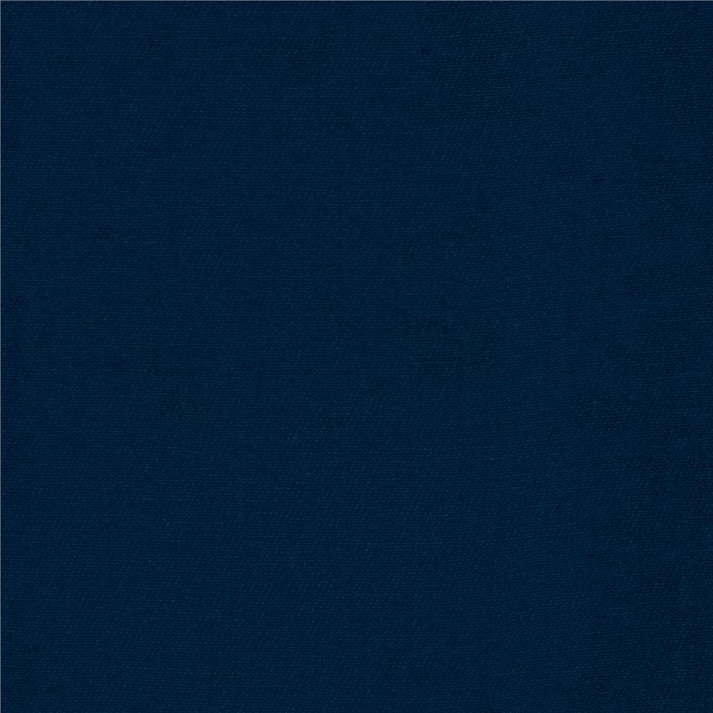 Cotton Twill Royal Blue